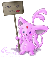 I can has hugz nao? by Espyfluff