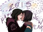Happy New Year by 22PandaBean-89