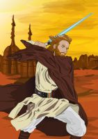 Obi One by Wings-of-Art