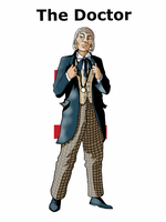 The First Doctor by Mr-Saxon