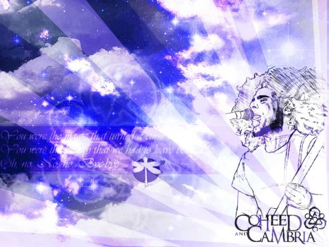 Coheed and Cambria Wallpaper by dreamrz