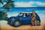 Mini Beach Party by ChalkTwins