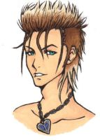 Demyx by Kwah