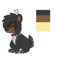 Mr. Bearington [BID TO BUY] by bunguro
