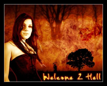 Welcome 2 hell Reloaded by nightmareccs
