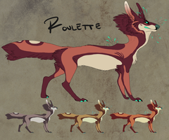 Roulette by coyotesoot