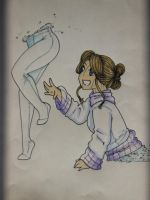 A New Kind of Person the Silky by stockings300