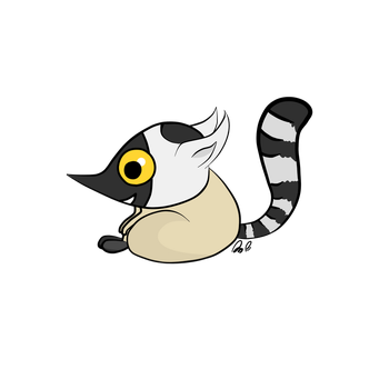 Lemur by FancyCocoa