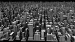 MEL Generated Cityscape by CGZool