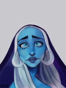 Whats the use of feeling blue by Apselene