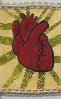 Heart - ATC by WordsAreMyWeakness