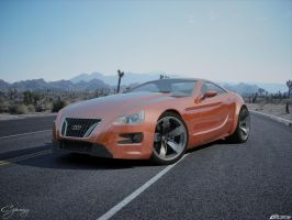 Audi aQa concept 4 by cipriany