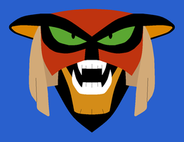 Brak's Back! by saffronpanther