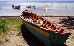 Boat Ashore 5713943 by StockProject1