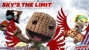 Skys the limit LBPKarting wallpaper by acdramon