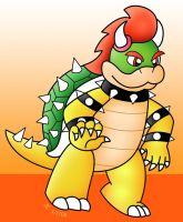 Bowser by Not-WisqoXD