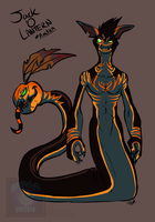 [Halloween Auction] Jack O Lantern CLOSED by Linkaton