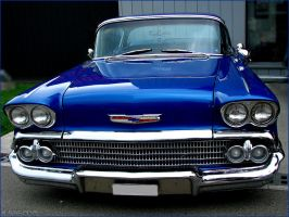 Blue_Chevrolet by Escara40