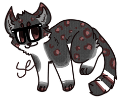 hipster leopard closed by sexy-adoptsXD