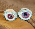 Glass eyes for you to make stuff with by copperrein