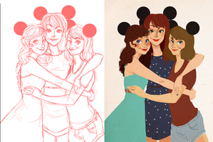 From Sketch to finish by RuthMcGleish