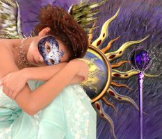 Dreams behind the mask by aninur
