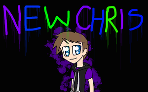 NEW AND IMPROVED CHRIS! :D by RandomWorld123
