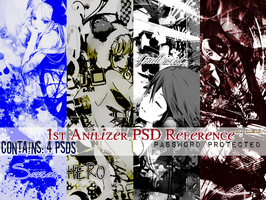 1st Anilizer PSD Reference Pack by CandyMiki