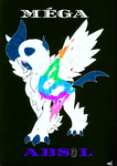 MEGA Absol by Auracly
