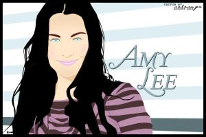 Amy Lee by selesnya