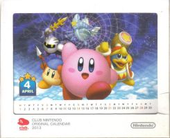 Kirby's April, 2013 by RUinc