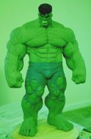 Dale Keown Hulk by sup3rs3d3d