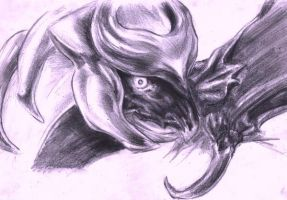 Giratina by TheRareHunterHunter