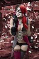 Harley Quinn Poster B by Rated-R4-Ryan