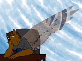 Dream of Wings by Wolfhowler316
