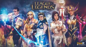 LEAGUE OF LEGENDS TEAM by PECKPHOTOGRAPHY