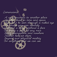 Dimensions by Words-from-my-Soul