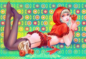 Little Red Riding Hood by shawli2007