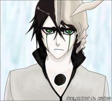 Ulquiorra by ice-anBu