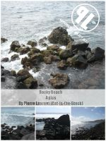 Rocky Beach - Unrestricted by Cat-in-the-Stock