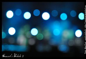 Concert's Bokeh 2 by WannTrad