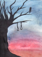 The Hanging Tree by blossoms256