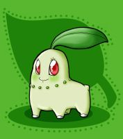 .:Chikorita:. by Meb90