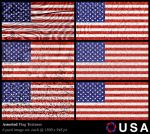 Exclusive Assorted Flag Textures - USA by somadjinn
