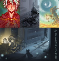 Wall of wips by whispwill