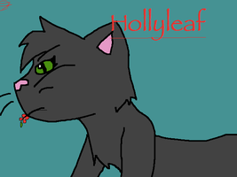PoT Hollyleaf by Blazestar12