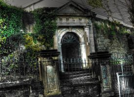 school gate by derrybarry