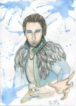Anders Justice (Dragon Age) by polinaart1