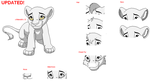 Lion Cub Base - UPDATED by xXMandiiXx