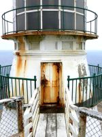Point Reyes Historic Lighthouse by LaurelPhotoandCraft